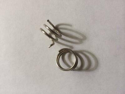 Mb15 Binzel Mig Torch Nozzle Shroud Springs Pack Of 2