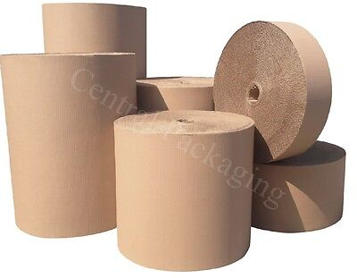 Corrugated Cardboard Rolls for Packing. Strong Posting Card/Packaging/Pack/Rap