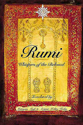 Rumi Whispers Of The Beloved NEW