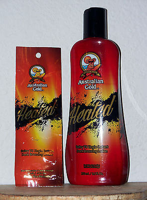 Australian Gold Heated Tingle Bronzer Tanning Lotion U-Pick 1-3 Bottles/packets!
