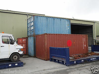 Shipping Containers 20 Ft Used Teeside