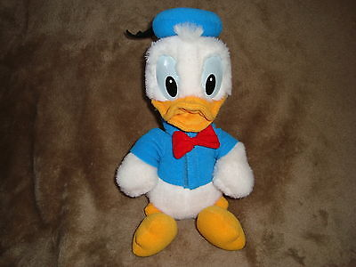 """Donald Duck Plush Made Exclusively for The Walt Disney Company 11"""""""