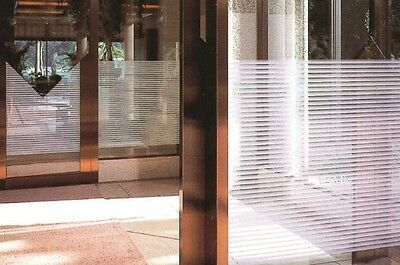 Patterned Decorative White Frosted Window Film - Privacy Frosted Glass Film SIRI