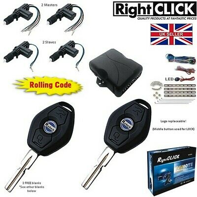 Central Lock / Locking Kit Remote Keyless BMW & Others CLR670HC