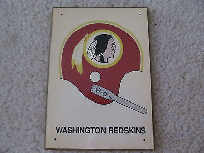 1972 Washington Redskins Helmet Kentucky Art Plaque
