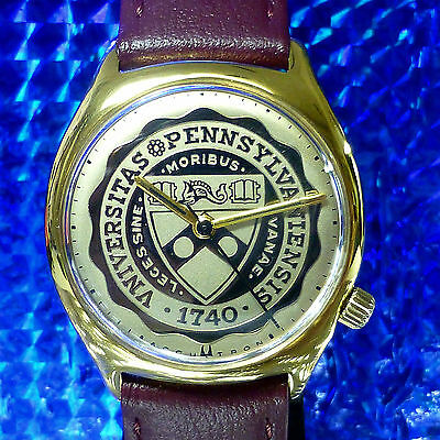 TOP ALTE * BULOVA ACCUTRON * University of Pennsylvania * STIMMGABEL * HERRENUHR