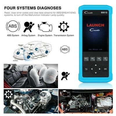AUTEL AutoLink AL539 OBDII CAN Code Reader Electrical Test Tool with AVOMeter