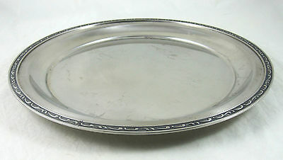 Oneida New Era Round Serving Tray 18/8 Stainless Steel Made in Japan