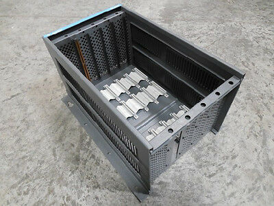 USED Gould AS-P930-004 5 Slot Rack Chassis Module PC 0984