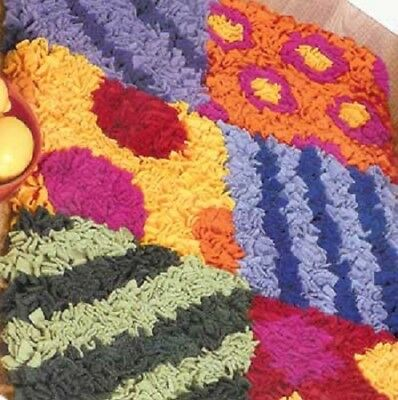 Latch Hooking Patterns Latch Hooking Rug Making
