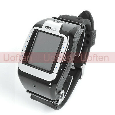 Unlocked Touch Screen Smart Watch MobilePhone Bluetooth Camera MP4 Tri-Band GSM