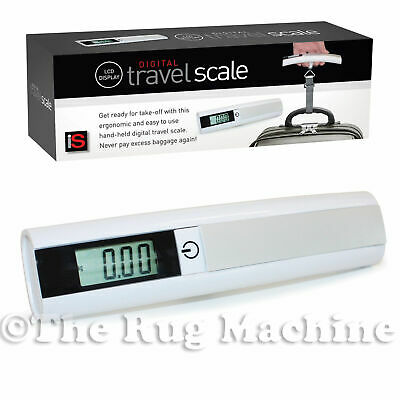 DIGITAL TRAVEL SCALE -Professional Small Lightweight & Portable With LCD Display