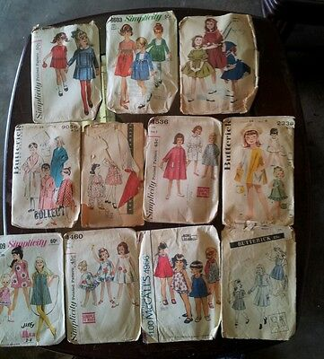 Antique sewing patterns