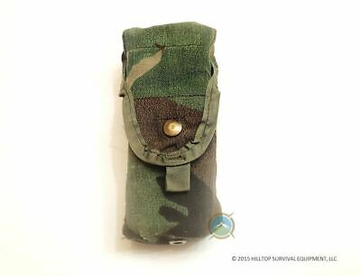GrimLoc D-Ring Locking Carabiner -Foliage Green- ITW Nexus MOLLE USA Made