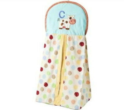 Tiddliwinks -  Abc, 123 Diaper Stacker
