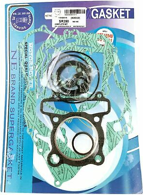 new KR Motorcycle engine complete gasket set for  YAMAHA  RD 250  1A2 76-79 ..