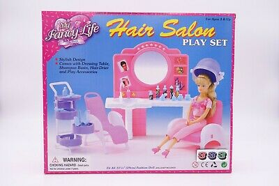 Gloria,Barbie Size Doll House Furniture/(96009) My Fancy Life Hair Salon