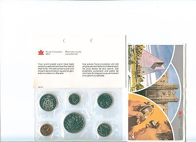 1982 CANADA Proof Like Set  Uncirculated with COA and envelope as issued PL