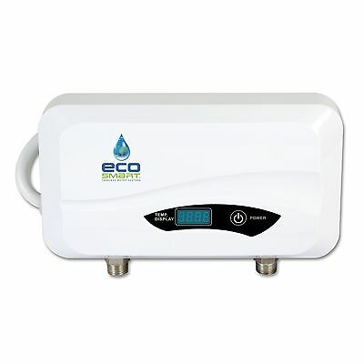 Ecosmart POU 6 Point of Use Electric Tankless Electric Hot Water Heater 6kW POU6