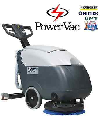 Nilfisk Sc400 Battery Automatic Floor Scrubber Cleaner Replaces Ba410 & St343