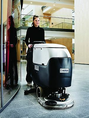 Nilfisk Ca531 240V Automatic Floor Scrubber Cleaner (Tennant Hako Karcher)