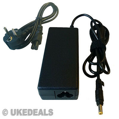 For Hp Compaq 610 Laptop Adapter Battery Charger Power 65W Eu Chargeurs