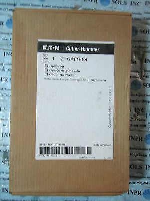 EATON Cutler Hammer OPTTTHR4 9000X Series Flange Mounting Kit *Brand New In Box*