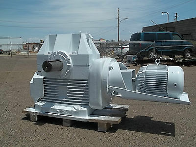 New Un Used Foote-Jones & Dresser, Model 120LHU  Helical / Worm / Gear Reducer