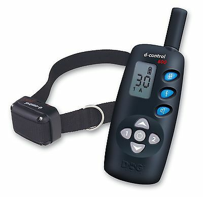 DOGTRACE 600m REMOTE ELECTRIC DOG TRAINING TRAINER SHOCK COLLAR, MANY FROM £59