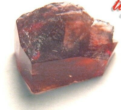 Most Desired Rare California Axinite Gem Facet Rough! #3