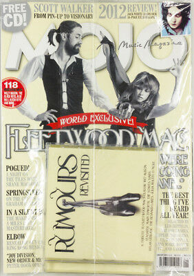 Fleetwood Mac Bruce Springsteen Scott Walker Miles Davis MOJO MAGAZINE CD Sealed