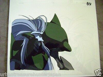 The Vision Of Escaflowne Guymelf Teiring Anime Production Cel