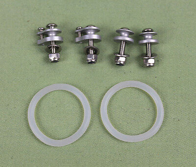 Rc Boat Cowl Hatch Locks O Ring Type Rc Model Boat Gas Nitro Clips Engine Cover