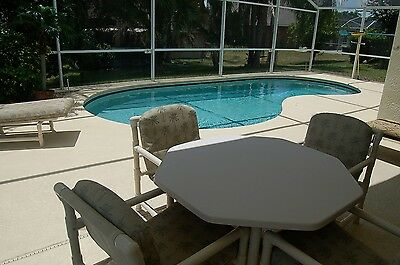 225 3 bedroom vacation home with private pool Davenport near Disney Orlando Fl