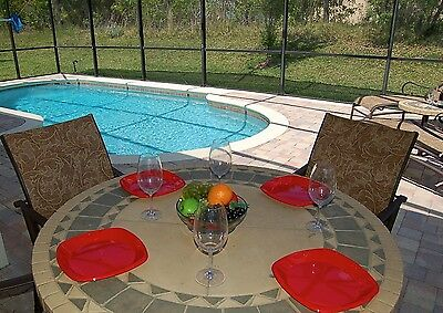 2835 Orlando area vacation rentals 4 bed home near Disney with private pool 2015