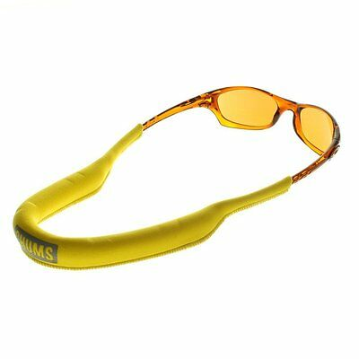 CHUMS NEO retainer sunglasses glasses float strap boating floating marine YELLOW