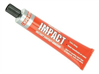 Evo-Stik IMPACT - Instant Contact Adhesive - 30g or 65g Tube