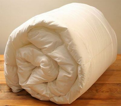 Duvet/quilt Non Allergenic-Superior Soft Touch Poly Cotton Cover All Sizes/ Togs