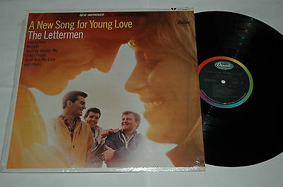 LP/THE LETTERMEN/A NEW SONG FOR YOUNG LOVE/Capitol ST-2496