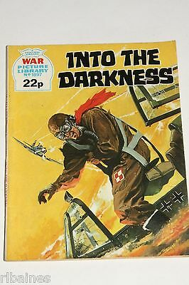 War Picture Library Comic Number 1897, Into the Darkness