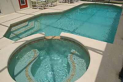 825 Florida homes for rent 5 Bed home with pool & spa in gated community 2015