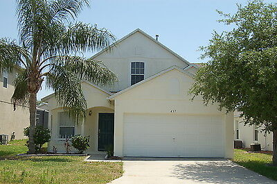 437 Disney area vacation homes for rent 4 bed with pool and games room 2015