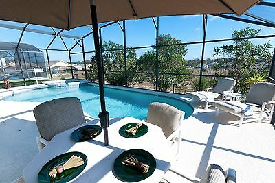 218 Florida Villa Rentals 4 bed home with private pool and spa near Disney 2015