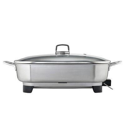 Sunbeam FP8950 Ellise Stainless Steel Banquet with Insulating Base - RRP $159.00