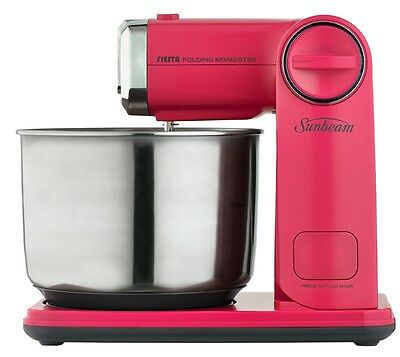 Sunbeam MX1000P Fiesta Folding Mixmaster® - Pink - HURRY LAST 2 UNITS!
