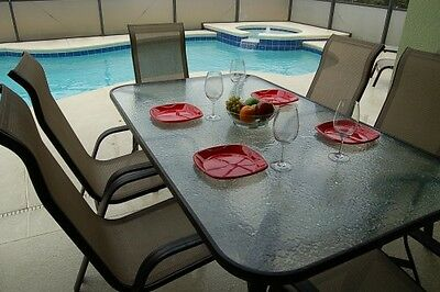 618 Florida villas for rent 4 bedroom pool home with pool and spa near Disney