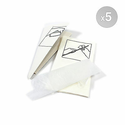 5 x Opie Oils Disposable Top Up kit (Gloves, funnel, hand wipe, dipstick wipe)