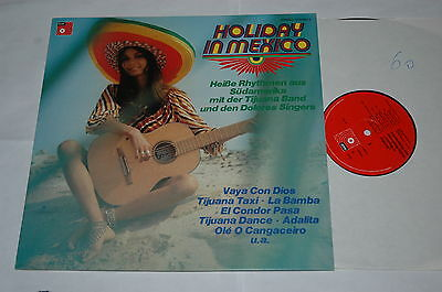 LP/HOLIDAY IN MEXICO/TIJUANA BAND/DOLORES SINGERS/BASF 1022464-3/Sexy Cover
