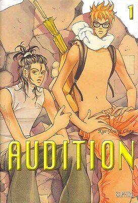 AUDITION tome 1 Young Chon MANGA