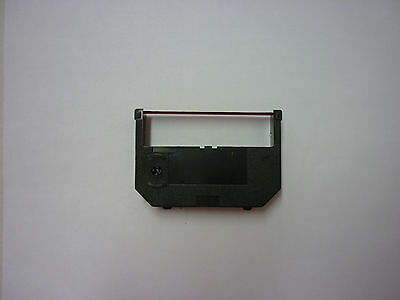 Monroe 4140/4150/8770 Calculator Ribbon Black and Red P71 BR113N (2 Pack)